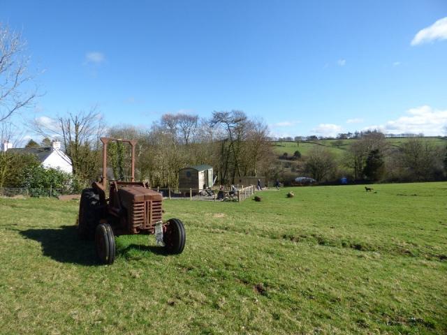 Rural Glamping Holiday Wales