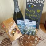 The Three Spaniels Valentine's Day Welcome Pack